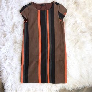 Madewell • Broadway and Broome Stripe Shift Dress